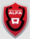 Seguridad alfa logo